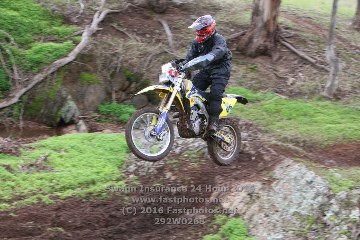 Swann Insurance 24Hour - Bike 65 Brett Haydon at Gawler Control